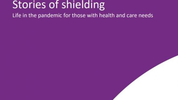 Stories of Shielding front cover